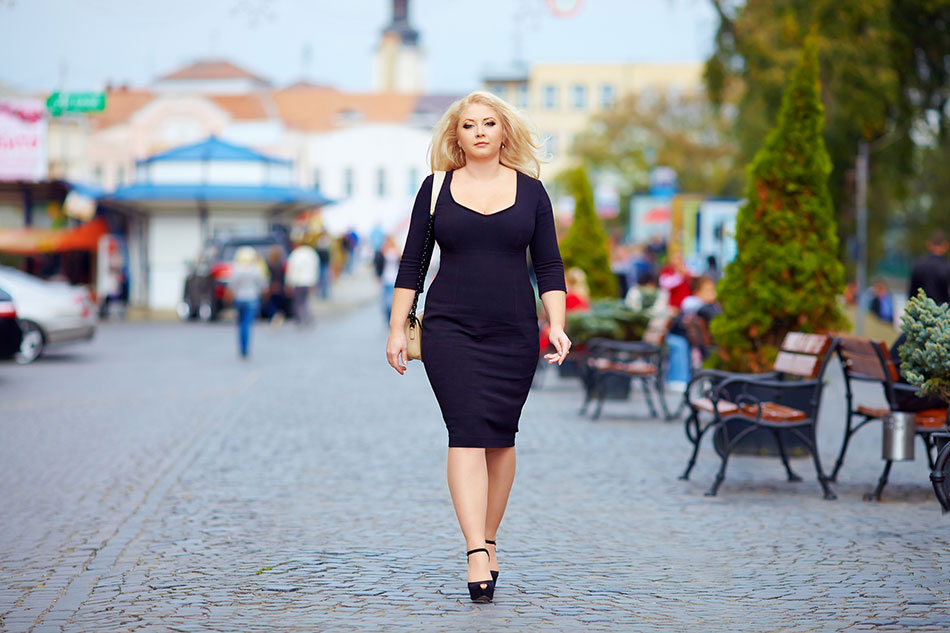 fashion for curvy women